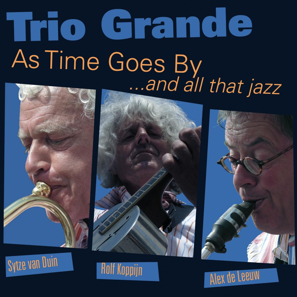 cover van CD: As Time Goes By & all that jazz